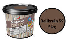 Sopro Bauchemie DesignFuge Flex DF10 balibraun 1059-05