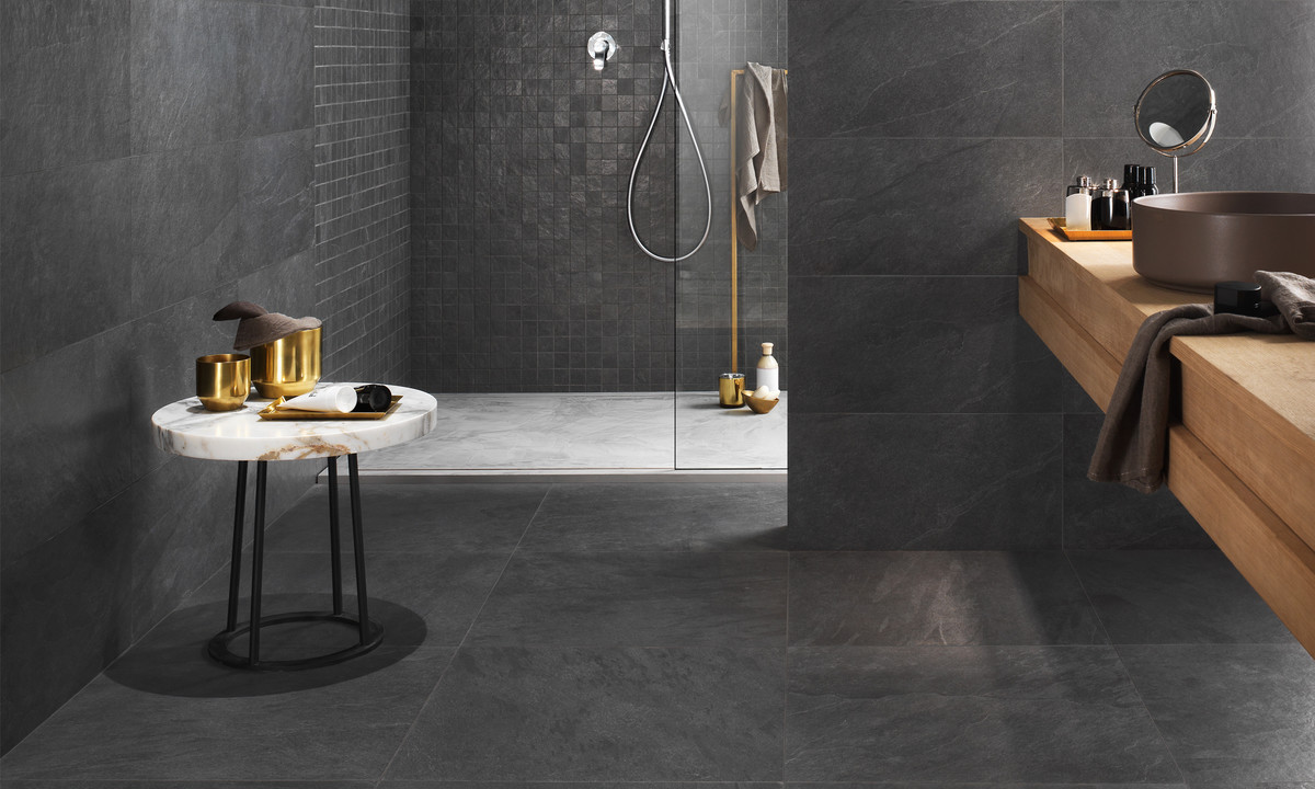 Vloertegels Leisteen Look.Lea Ceramiche Waterfall Leisteen Look Tegels Tegelstudio Nl