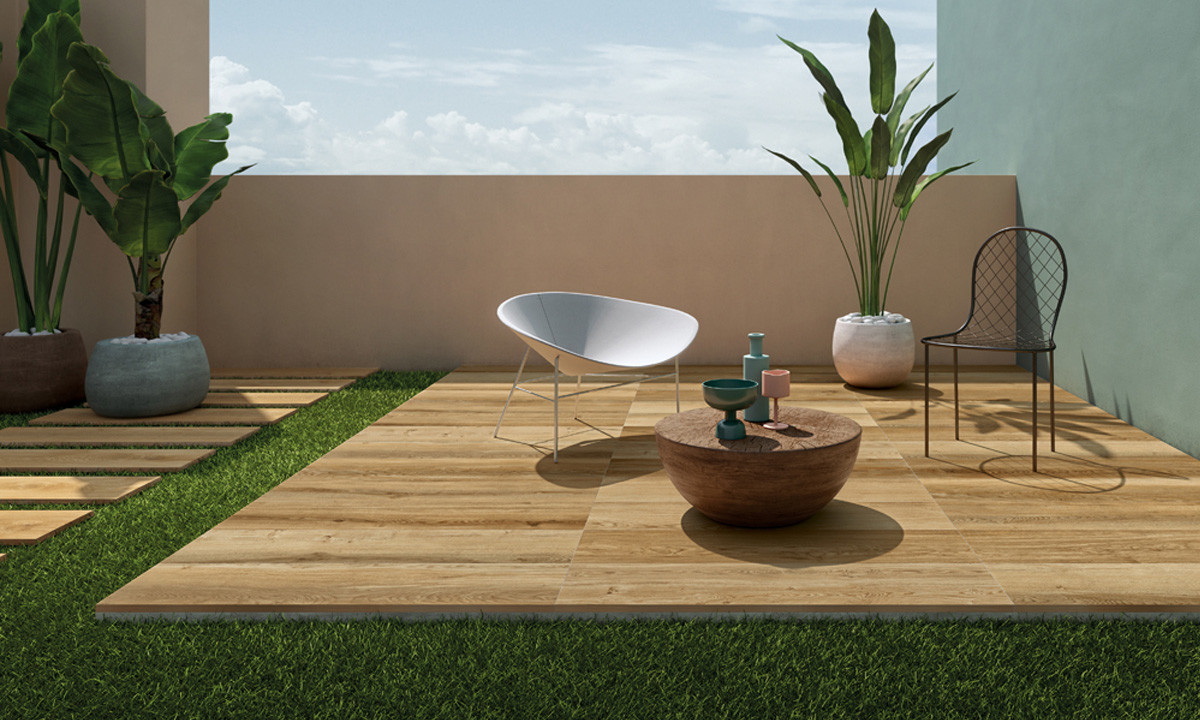 Lea Ceramiche Bio Select Outdoor Oak Natural