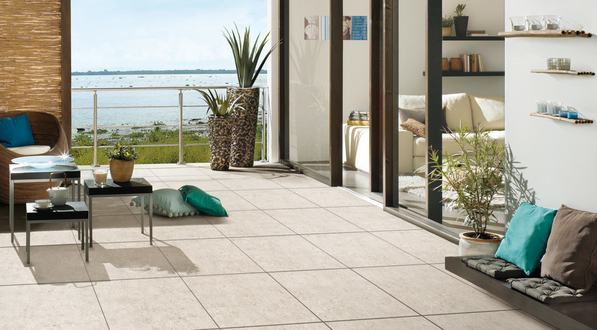 agrob buchtal outdoor collection capestone kalkweiss