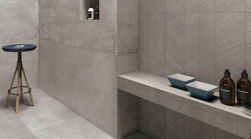 Kronos Ceramiche Prima Materia Cemento