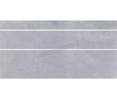 Steuler Cardiff Silber 37x75 cm Y75463001