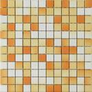 Jasba Lavita zon oranje 2x2cm 3625H