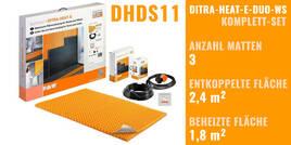 Schlüter DITRA-HEAT-E-DUO-WS 0x0cm DHDS11