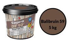 Sopro Bauchemie DesignFuge Flex DF10 balibraun 0x0cm 1059-05