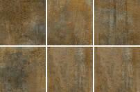 Jasba Ronda rust-mix 30x30cm 43525H